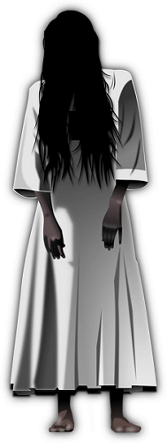 Japanese Ghost Yurei