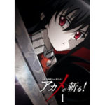 Akame ga Kill! : The destiny of painful action anime!