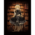 Gosick : Do you want to solve the cases with tsundere girl?