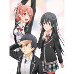 My Teen Romantic Comedy SNAFU : The uncommon love comedy!