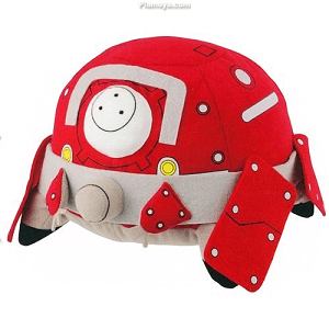Ghost in the Shell Logicoma Plush Doll