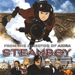STEAMBOY : The pictures and worldview is great but …..
