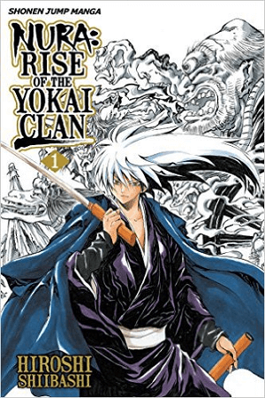 Nura Rise of the Yokai clan